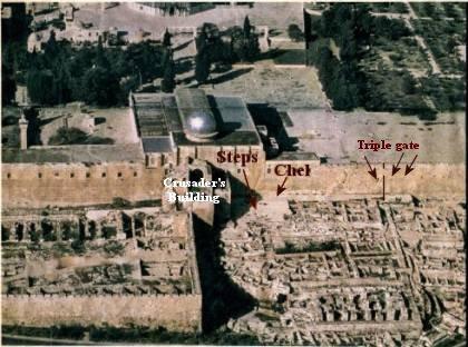 Ophel excavations