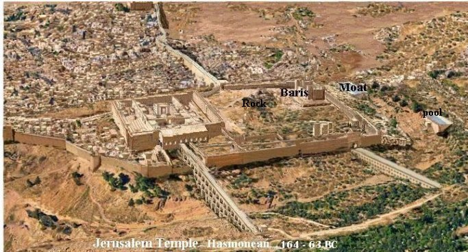 Hasmonean Temple Mount